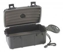 Cigar Caddy 15 Cigar Capacity BLACK