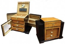 Art Deco Drawer 100ct. Humidor