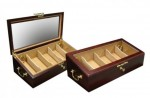 Modena 125 Count Glasstop Display Humidor