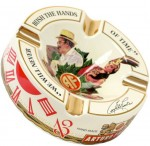 ARTURO FUENTE 'Journey Through Time' Ashtray - Creme