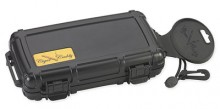 Cigar Caddy 5 Cigar Capacity Black