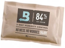 BOVEDA 84% 2-Way Humidity Humidor Seasoning Pouch 60grm