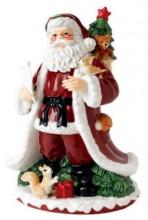 Johnson Brothers Twas the Night Before Christmas Santa Figurine 25cm