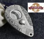 Old Fashion Grey Teardrop D/Cutter