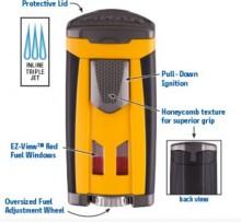 XIKAR HP3 Lighter Burnt Yellow