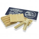 Savinelli Dry System Filter Balsa 9mm Filters - (Italy)
