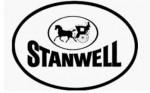 Stanwell Hans Christian Andersen Churchwarden Pipe (Dual Stem)