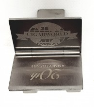 Cigar Stand/ Holder - Stainless Steel