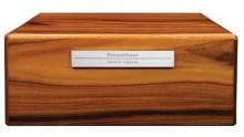 Prometheus Milano Series 50ct Rosewood Humidor