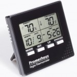 Prometheus Hygro 3 - Hygrometers Thermometer W/Magnet