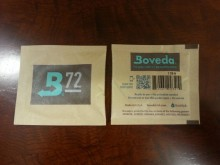 72% Humidity Pouch by Boveda