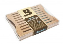 BOVEDA 4 x 60grm Pouch Cedar Holder for Humidor