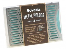 Boveda 2 pack Metal Holder x 60gram